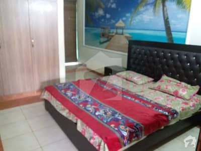 Flat in Sughra tower Ideal Location  Fully Furnished Original pics attached