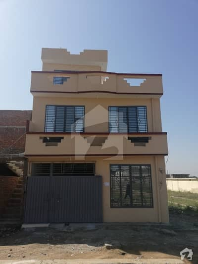 4 Marla Double Storey House For Sale In  Ayesha Town