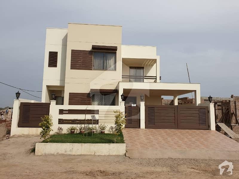 6 Marla In Dha Multan Villa On Installments