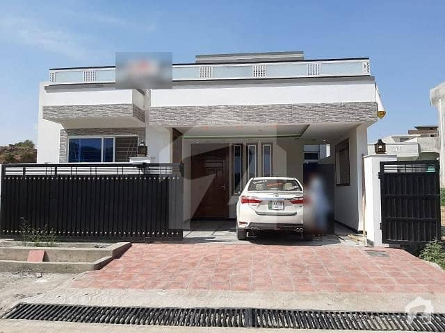 Brand New 7 Marla Single Stroy House For Sale.