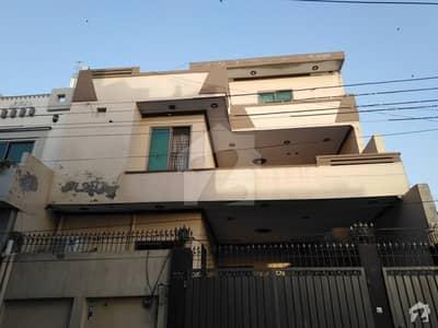 6.75 Marla Triple Storey House For Sale In Khayaban E Asad