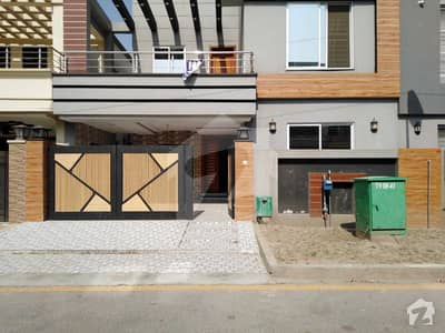 7.5 Marla Brand New House For Sale In Gardenia Block Of Bahria Town Lahore