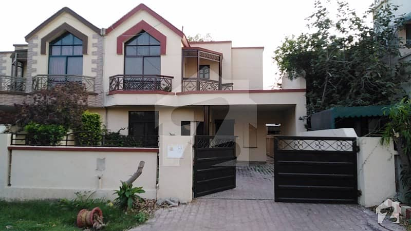 10 Marla Double Storey House For Sale In Eden Palace Villas Lahore