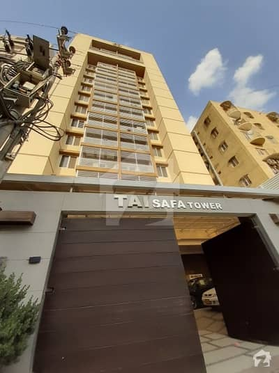 Safa Tower 3 Bed Dd  Brand New Flat For Sale  In Civil Lines