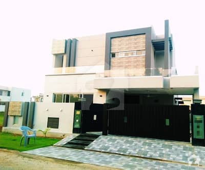 Syed Brothers Offers 10 Marla Brand New Outclass Luxurious Bungalow is available For Sale