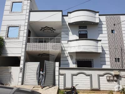 250 Sq Yards Brand New House For Sale