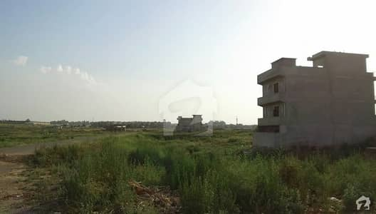 6 Marla Beautiful Location Plot Is For Sale