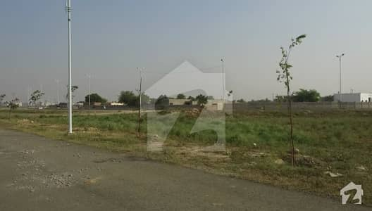 Hot Deal 1 Kanal Pair Residential Plot No 276 + 277 For Sale In DHA Phase 7 Block S