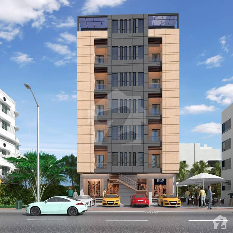 Brand New 2 Bedroom Apartment For Sale In B17 Block B1 Islamabad