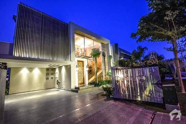 Spectacular Brand New 1 Kanal Outclass House is for Sale in Prime location of Phase 6