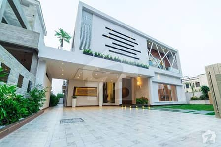 MALAYSIAN STYLE CORNER 1 Kanal 5 Beds Cottage Available For Sale In Bahria Town