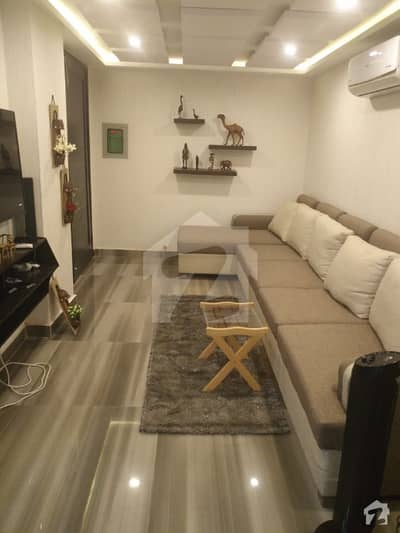 1 Bed Appartment luxury furnished For rent in Grand Hights 3 Bahria Town Lahore