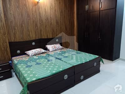 10 Marla Full Furnished House For Rent In Bahria Town Sector B
