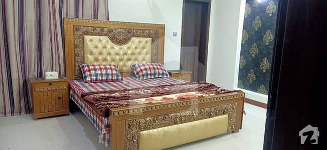 5 Marla Full Furnished House Is Available For Rent In Bahria Town Sector D