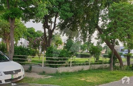 M Block Near Park 10 Marla Plot For Sale In Ex Air Avenue Phase DHA