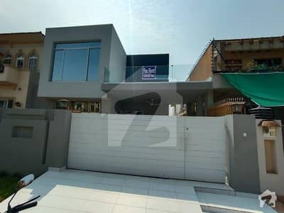10 Marla  House  Brand New For Rent DHA Phase 5