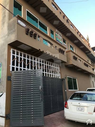 05 Marla Brand New Triple Storey House For Sale In H-13