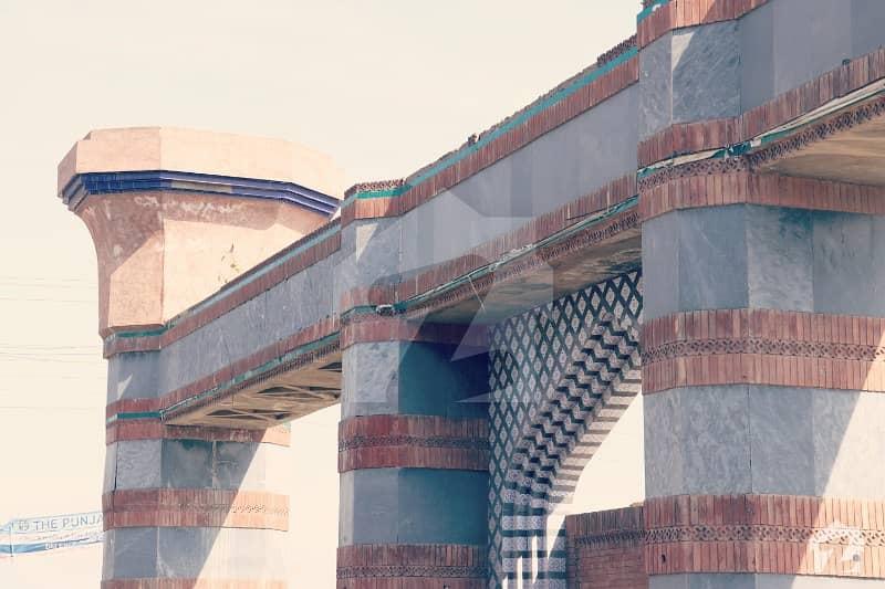 جوبلی ٹاؤن ۔ بلاک ایف جوبلی ٹاؤن لاہور میں 5 مرلہ رہائشی پلاٹ 51 لاکھ میں برائے فروخت۔