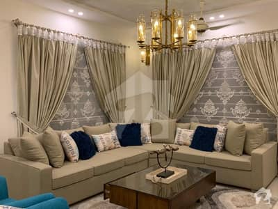 18 Marla Beautiful A Class Furnished House For Sale In Rafi Extension Bahria Town Phase 8