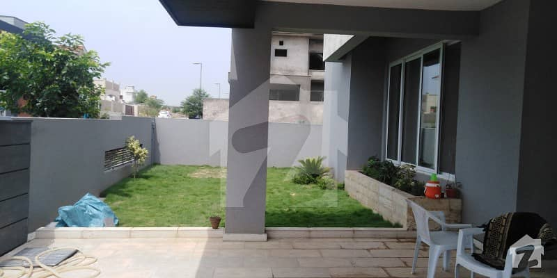 A Noticeable House is Available for Sale in Sector D DHAII Islamabad
