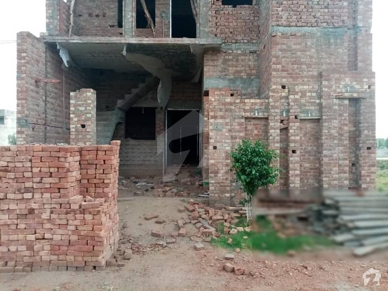 Triple Storey Beautiful House For Sale At Faisal Villas Okara
