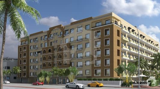 Commercial Hall For Sale In Hamza Residencia