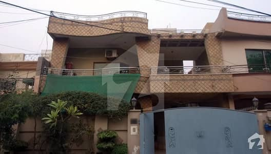 12 Marla Double Storey House For Sale In A2 Block - Johar Town