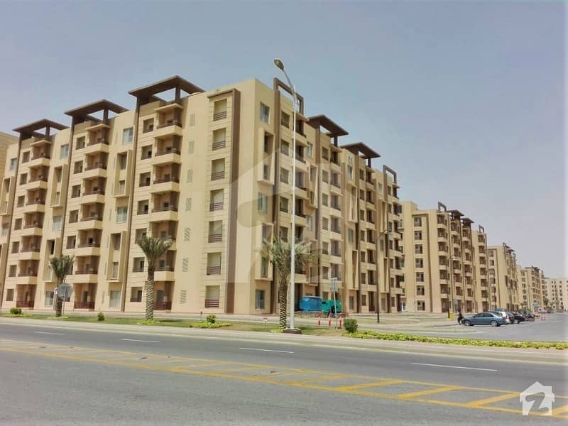Flat Is Available For Sale Jinnah Face