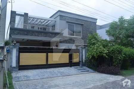 Hot Deal 1 Kanal Brand New Bungalow For Sale In State Life Housing Society