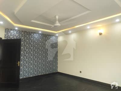 Brand New upper portion Available for rent in Bahria town phase 8 Block E