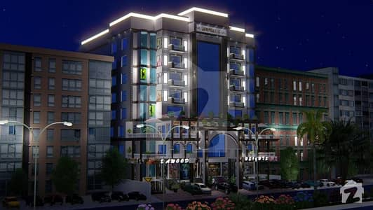 Apartment For Sale In Dawood Heights