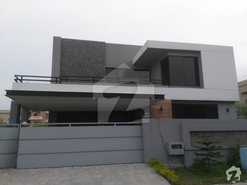 A Beautiful House for Sale in Sector F  DHAII Islamabad