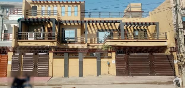 Double Storey House Is Available For Sale At Madina Town