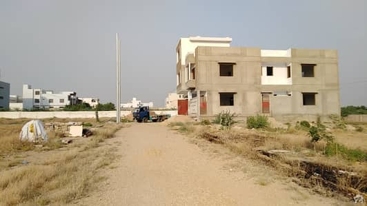 Residential Plot Is Available For Sale In Scheme 33 Hansa Society