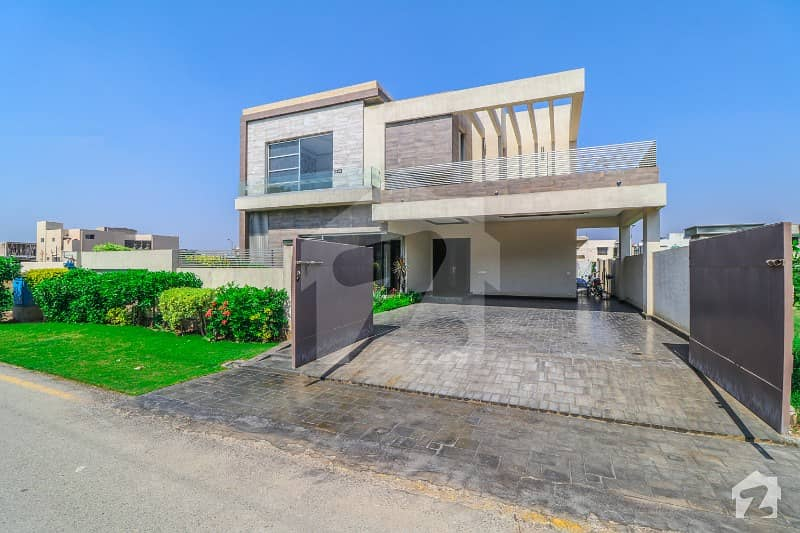 Modern Near Park Solid Owner Build 1 Kanal Bungalow For Sale