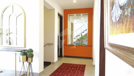 Brand New Double Storey Villa Available For Sale In D-12 Islamabad