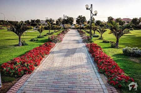 Dha Phase 9 Town Block B Plot Is Available For Sale