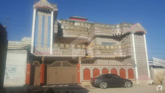 Triple Storey 10 Marla House For Sale In Gohar Ayub Town Abbottabad