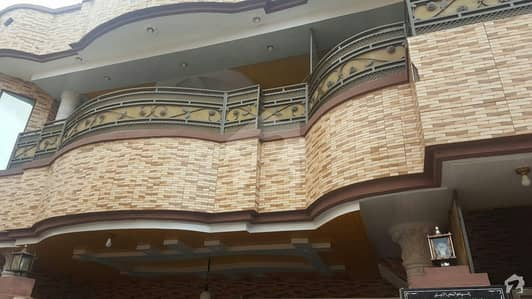 House Is Available For Rent In Umar Street Gohar Ayub Town