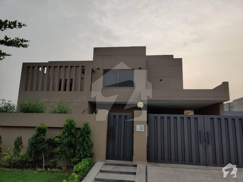 Beautiful 1 Kanal Brand New House Spanish Tiled Flooring n Sanitary Fitting Near State Life