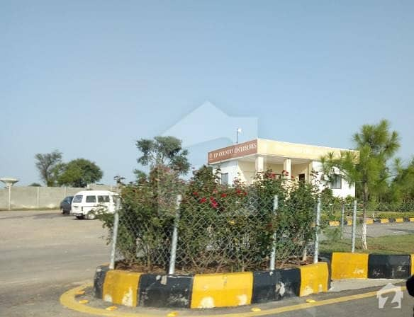 taxila garden plot is available for sale