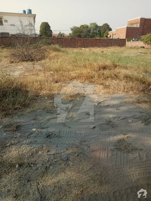 1 Kanal Plot # R 164 For Sale In DHA Phase 7