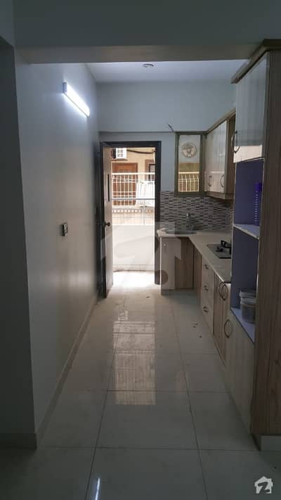 1650 Sq  feet Apartment 3 Bed D/D Like Brand New with Lift Standby generator for Rent