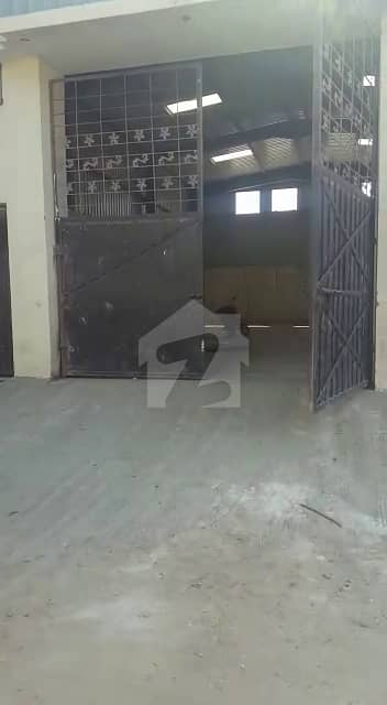 240 Sq Yards Warehouse For Sale In Korangi Industrial Area