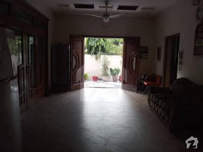 11 Marla Corner Single Storey  House For Sale