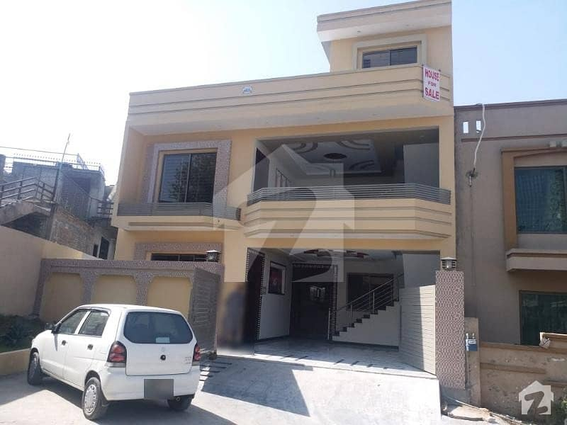 14 Marla Brand New Double Unit House Is Available For Sale In Pakistan Town