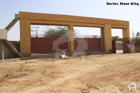 Residential Plot Is Available For Sale In Barlas Moon City