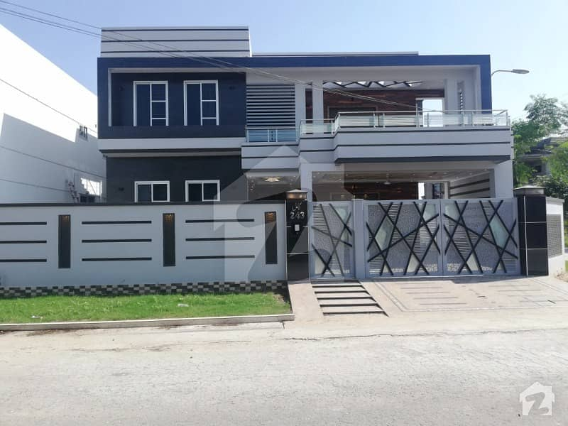 1 Kanal Brand New Corner House Is Available For Sale In Dc Colony Kabul Block Gujranwala