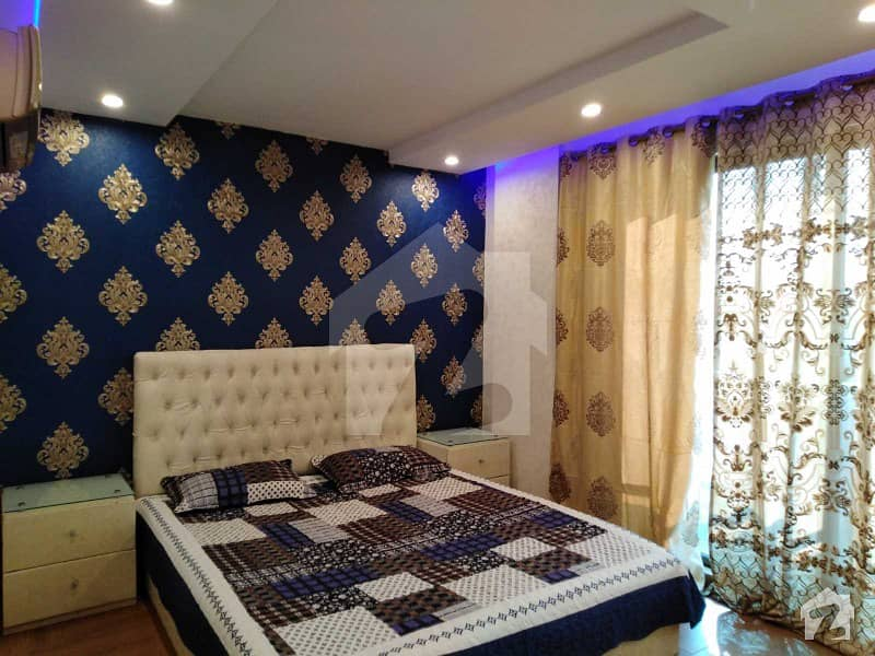 One Bed Luxury Furnished Apartment For Sale In Bahria Town Lahore