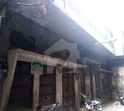 5.5 Marla Semi Commercial Old House Is Available For Sale In Ichhra Lahore